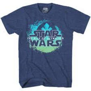 Star Wars The Rise of Skywalker T-shirt Size XL